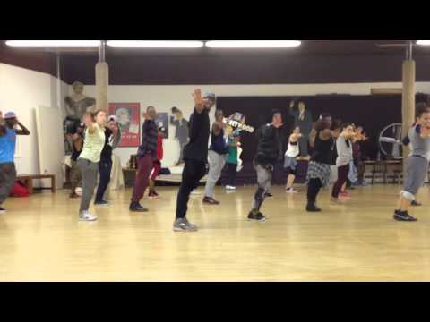 thejeremystrong X drake X Worst Behavior Choreography video