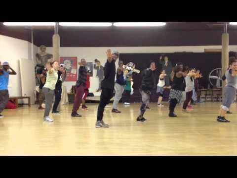 thejeremystrong X drake X Worst Behavior Choreography video