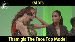 [J4F] Khi BTS tham gia The Face Top Model