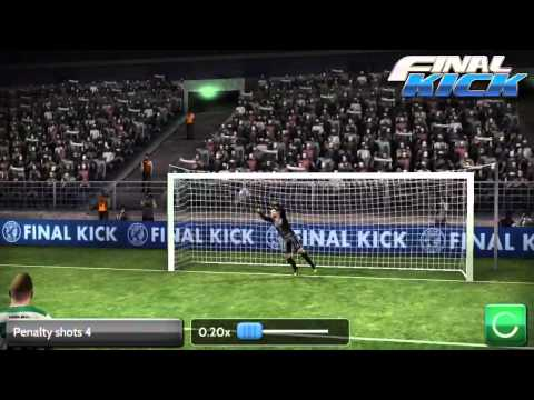 [Final Kick] Peter Cech From Chelsea Warriors ^_*
