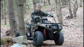 YAMAHA GRIZZLY (ATV) FOUR WHEELER /QUAD FOR KIDS