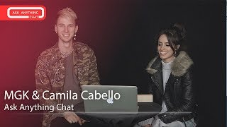 Download Lagu MGK Tells Camila Cabello How He Got His Rap Name. Watch Here Gratis STAFABAND