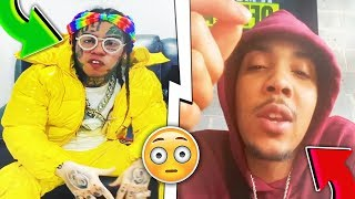 6ix9ine Disses G Herbo And He Responds! Shotti Leaves Message For 6ix9ine! 6ix9ine Responds To Hate