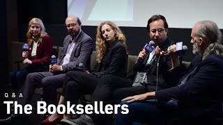 The Booksellers Director D.W. Young & Team on the Community of Rare Book Collectors | NYFF57
