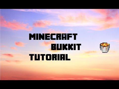 How To Fully Make a Minecraft Bukkit Server 1.7.10!