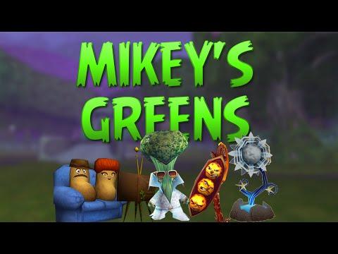 Wizard101: Mikey's Greens | Gardening Series #1