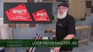 How to Use the Lock Miter Master Jig
