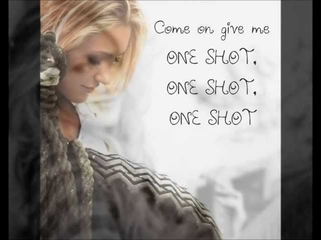 Whitney Duncan - One Shot (Lyrics)