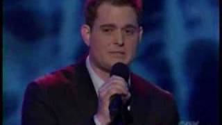 Michael Bublé  Call me irresponsible on american Idol