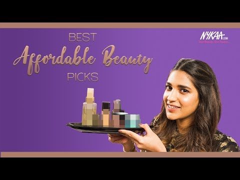 Best Affordable Beauty Picks  Ft. Riah Daswani | Nykaa