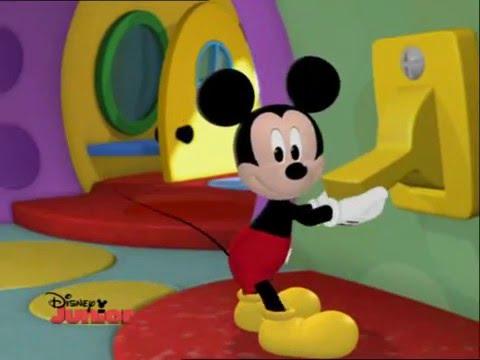 La casa di topolino sigla youtube for La fattoria di topolino