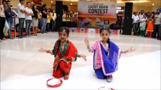 KIDS FASHION SHOW | teej celebration | NORTH COUNTRY MALL |THE DANCE MAFIA