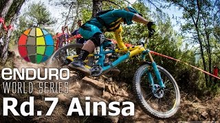 EWS 2015 Round 7 | Enduro World Series Ainsa Sobrarbe Huesca