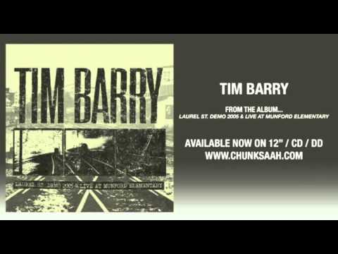 Tim Barry - Sagacity Gone