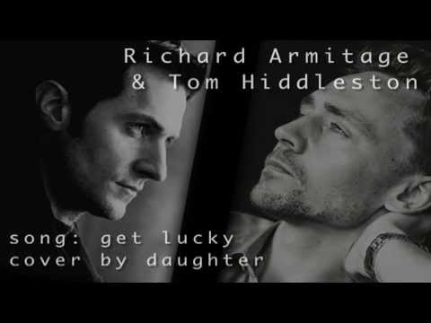 get lucky | richard armitage & tom hiddleston