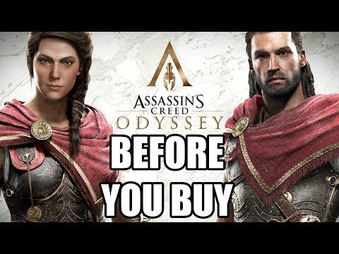 Assassin's Creed Odyssey - 15 Things You Need To Know Before You Buy