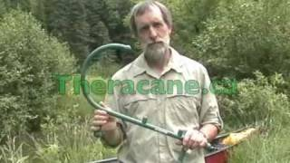 Theracane, Thera cane massage tool