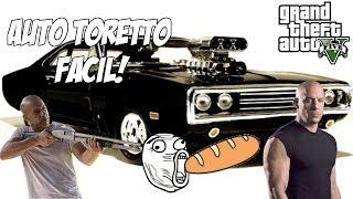 GTA V Online | Como conseguir Auto de Toretto | Rapido y Furioso
