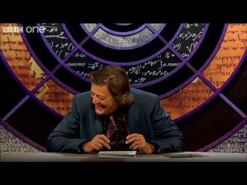 Spot when the Sun sets - QI Series 8 Ep 15 Hypnosis, Hallucinations & Hysteria Preview - BBC One