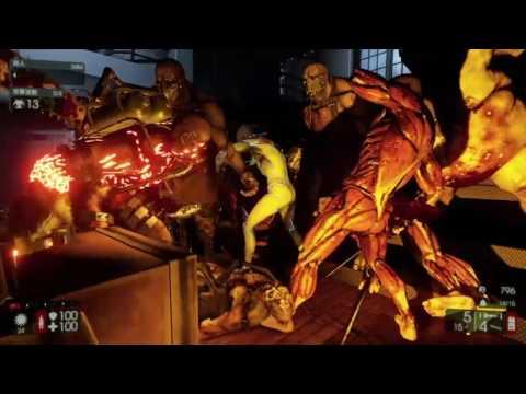 Killing Floor 2 燃燒的巴黎BUG位,單刷地獄無難度2號 ! (埋到位記得跪低)