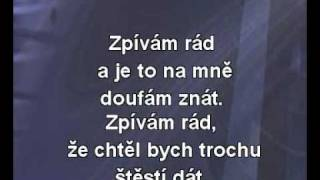 Karel Gott + Darinka Rolincová - Zvonky štěstí (karaoke z www.karaoke-zabava.cz)