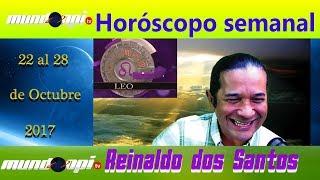 Horóscopo Semanal 22 al 28 Octubre 2017