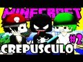 Floresta do Crepusculo #2 ft. Monark e Feromonas - Minecraft