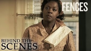 FENCES | Viola as Rose Maxson | Official Behind the Scenes