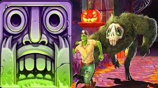 Temple Run 2 -  New Halloween Map Spooky Summit