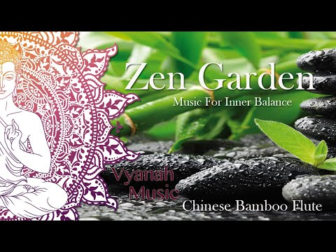 1 HOUR Zen Music For Inner Balance Stress Relief and Relaxation...