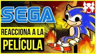 Extrabajadores de Sega comentan el Teaser de la Pelicula de Sonic   MightyRengar
