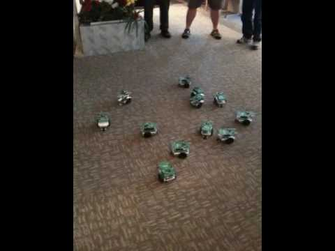 Circle of Robots 2