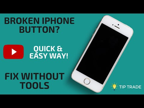 How To Fix Broken iPhone Power Button - Quick Fix Without Tools