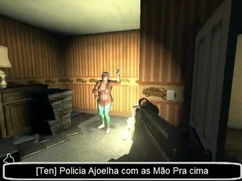Estrupador De Meninas - SWAT 4