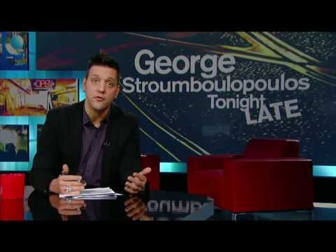 Debrief For December 4, 2013: George Reads Bad Sex In Fiction Excerpt video