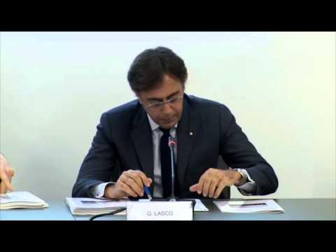 Cantieri Sicuri - Protocollo TERNA-ANIE - Giuseppe Lasco