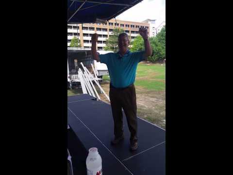 Sports Radio WNML listener does the chicken dance for VIP event tickets