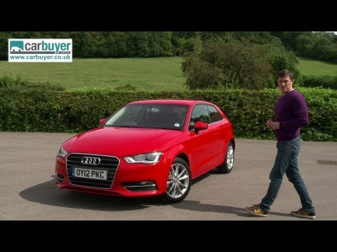 New Audi A3 review - CarBuyer