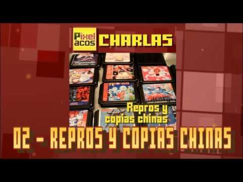 Pixelacos Charlas - 002 - Repros y copias chinasPixelacos Charlas - 002 - Repros y copias chinas<media:title />