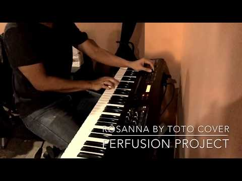 Rosanna by Toto Cover - Roland Juno D