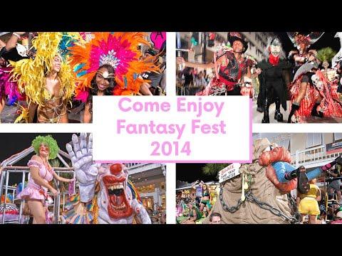 Key West - Fantasy Fest 2014