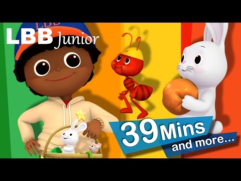 Peter Piper | And Lots More Original Songs | From LBB Junior!