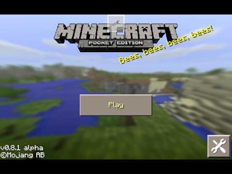 Minecraft Pocket Edition-Cambiar Skins-0.8.0-0.8.1