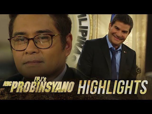 Ang Probinsyano: Renato continues his plan against Lucas