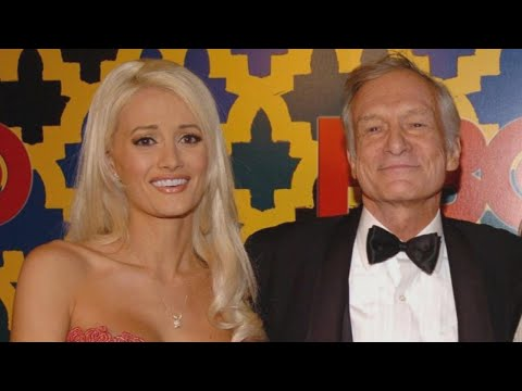 Here's Why Holly Madison Isn't Paying Tribute to Hugh Hefner