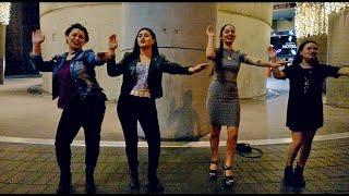 Maori girls singing