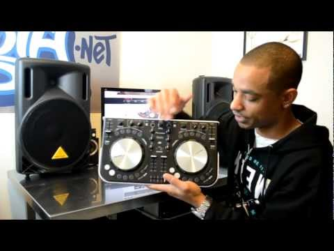 Pioneer DDJ-WeGO Digital DJ Controller Unboxing & First Impressions HD-Video