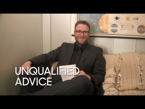 Unqualified Advice: Seth Rogen