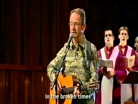 Graham Kendrick - For This I Have Jesus (Coventry Cathedral 2007)