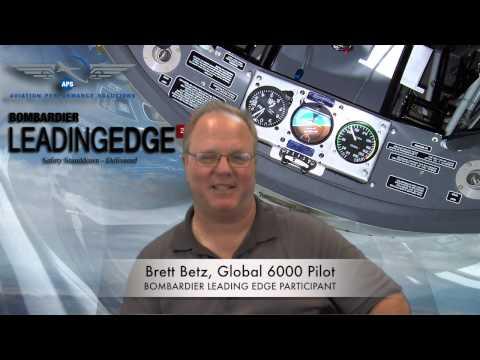 Global Express Pilot Reviews APS Jet Upset Recovery Training